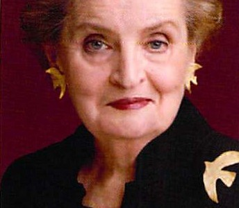 New Jersey Speaker Series: How Madeleine Albright Made Me Laugh