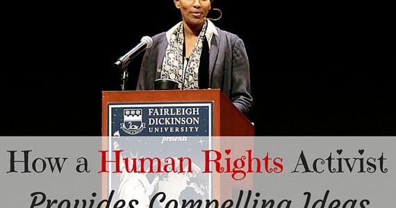 How A Human Rights Activist Provides Compelling Ideas On Islam