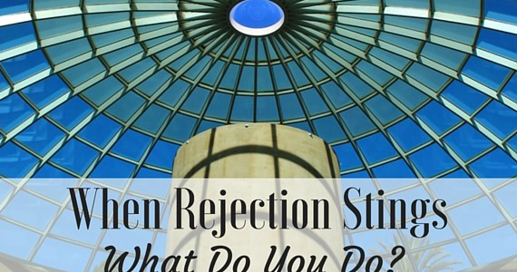 When Rejection Stings What Do You Do? Change The Rules