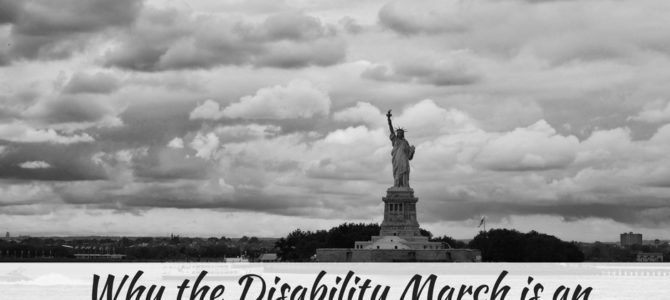 Why the Disability March is an Important Part of the Women's March on Washington