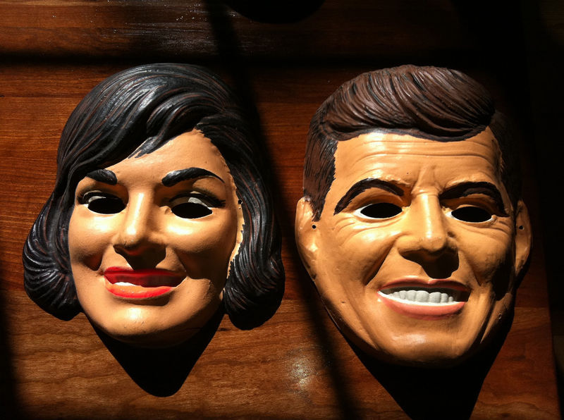kennedy masks - President Halloween Mask