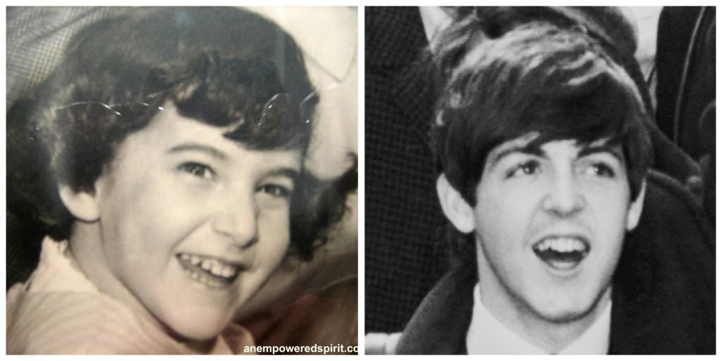 Cathy Beatles Paul McCartney Birthday