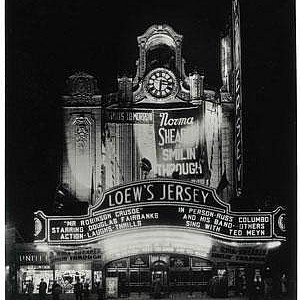 What Do Frank Sinatra, Bing Crosby And The Loew's Jersey Theater Have In Common? Magic