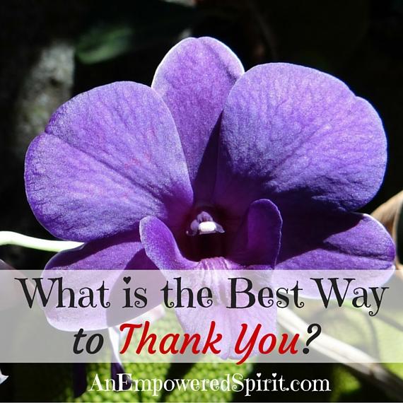 thank you life