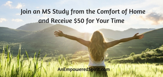 Join an MS Study from the Comfort of Home and Receive $50 for Your Time